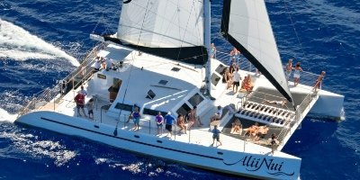 Alii Nui Private Charters