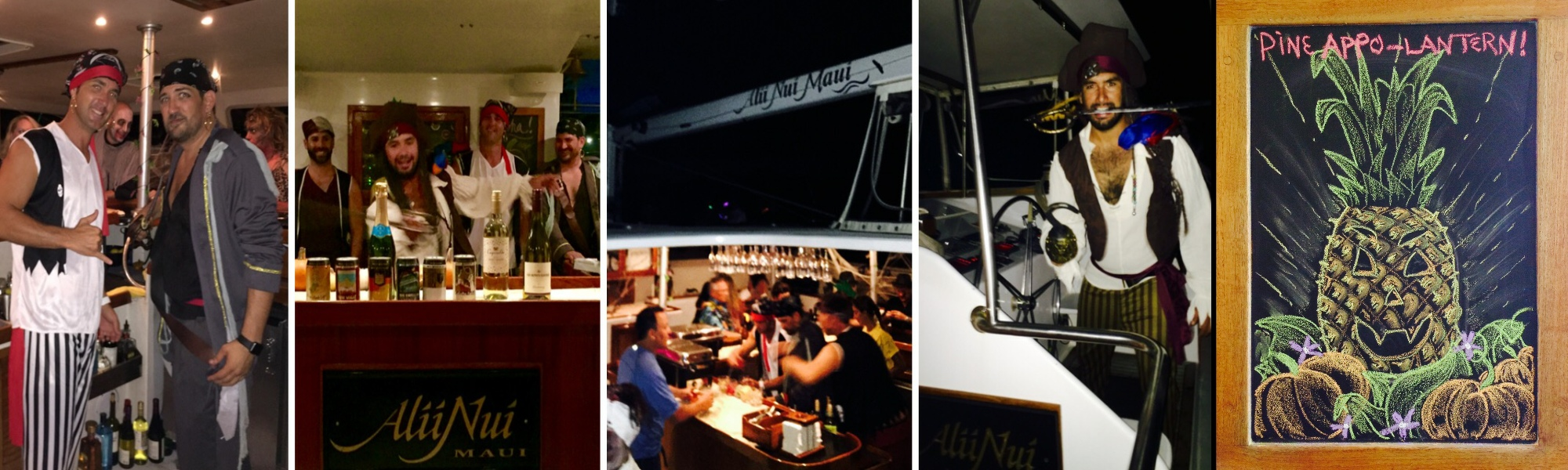 Alii Nui New Years Eve Dinner Sail on Maui